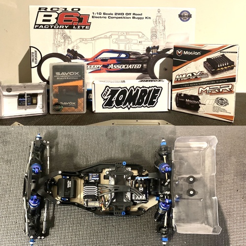 RC Kit Builds